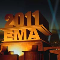 MTV EMA 2011 Winners
