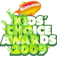 Kids choose at Nickelodeon Awards 2009