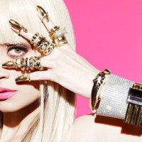 Nicole Richie is Lady GaGa fierce