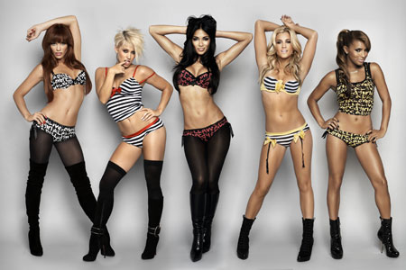 Pussycat Dolls are sizzling in Shh lingerie ad campaign for La Senza