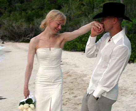 Shortest Hollywood marriages: Renee Zellweger and Kenny Chesney