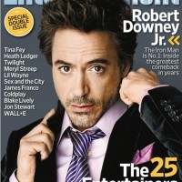 Robert Downey Jr is the dog!