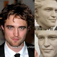 Robert Pattinson&#8217;s wax figure is unveiled in March