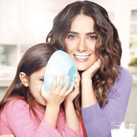 Salma Hayek: My Daughter Always Makes Me Laugh