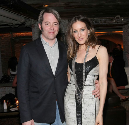 Sarah Jessica Parker and Matthew Broderick are expecting twin girls via surrogate mother