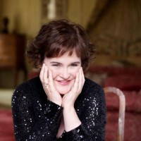 Susan Boyle is voted favorite new face