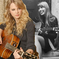 Taylor Swift Wants Joni Mitchell Role in Biopic