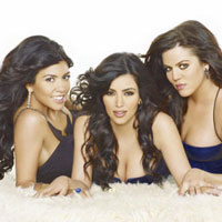The Kardashians sing to Katy Perry's 'E.T.'