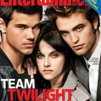 Team Twilight covers Entertainment Weekly