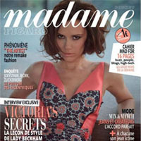 Victoria Beckham Covers Madame Figaro Magazine
