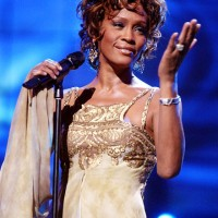 Whitney Houston is International Artist