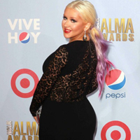 Christina Aguilera Is Justifying Her Obesity