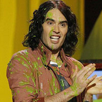 Funny celebrity faces: 2011 Kids&#8217; Choice Awards slime moments