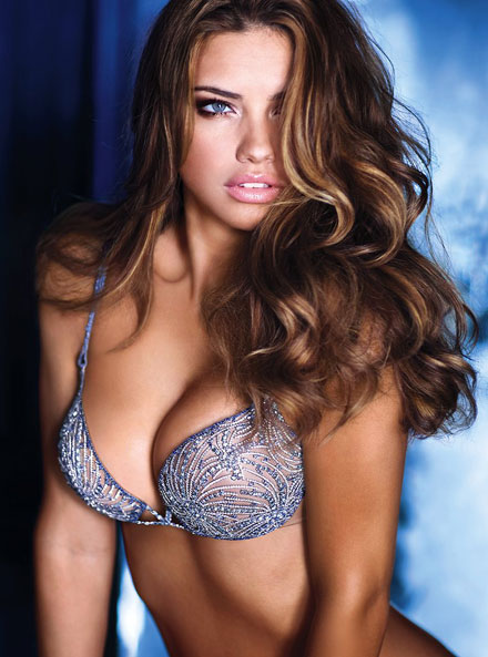 Adriana Lima will wear $2 million fantasy bra at 2010 Victoria's Secret Fashion Show