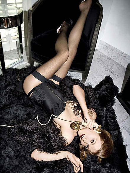 Agent Provocateur's first sale of 2011