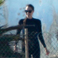 Angelina Jolie is back in a wetsuit eight years after Tomb Raider