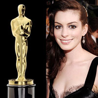 Anne Hathaway and James Franco co-hosting Oscars 2011