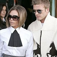 The Beckhams have caught Bieber Fever