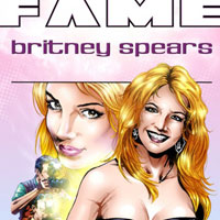 Britney Spears comic book