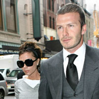 Victoria Beckham launches menswear line, hires David as a designer