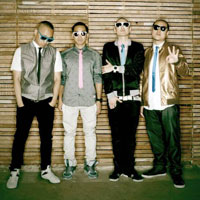 Far East Movement announce tour dates with La Roux