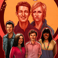 Glee comic book gets a sequel