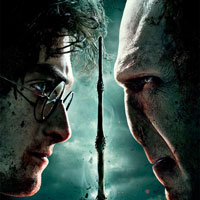 Harry vs. Voldemort – 'Harry Potter And The Deathly Hallows Part 2′ first official poster