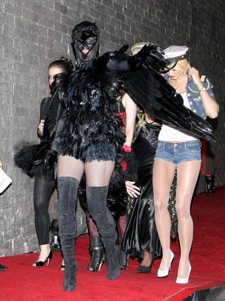 Buy Heidi Klum-style Halloween costumes 15% off regular price on eDressMe.com sale