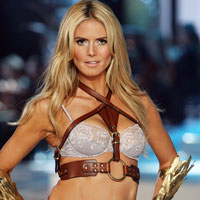 No Angel: Heidi Klum leaves Victorias Secret
