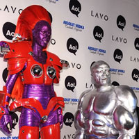 Halloween 2010 – top 10 celebrity costumes