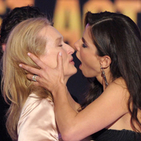 Hollywood's best-kissing actresses