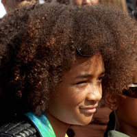 Jaden Smith at 2010 BET Awards