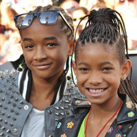 Fun &#038; interesting facts about Willow and Jaden Smith
