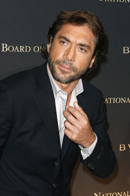 Javier Bardem used to work as a stripper