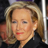 JK Rowling is Britains most influential woman