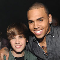 Chris Brown confirms Justin Bieber duet