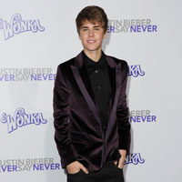 Teen stars flock to &#8216;Never Say Never&#8217; LA premiere