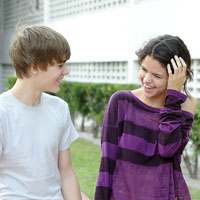 Back in 2009 Justin Bieber already talked about Selena Gomez in interviews!