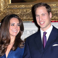 Prince William, fiancee Kate Middleton set the date for royal wedding