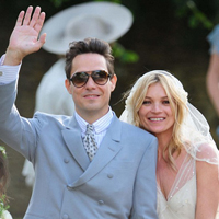 Wow! Kate Moss is Married