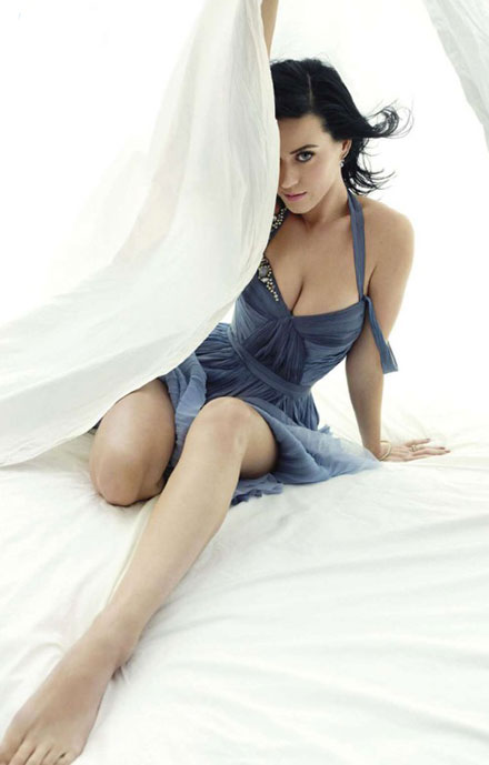 Katy Perry will perform at 2010 Victoria's Secret Fashion Show