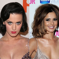 Katy Perry has a lesbian crush on Cheryl Cole