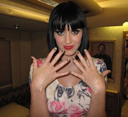 Katy Perry has designed a nail polish collection with OPI