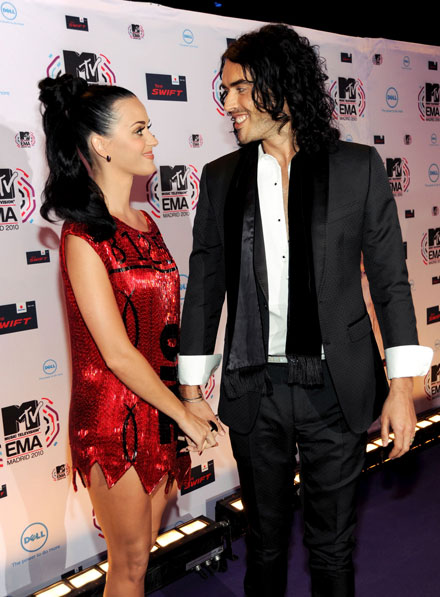 Baptiste Giabiconi wnats Katy Perry to divorce Russell Brand