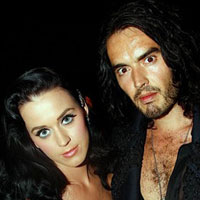 Katy Perry/ Russell Brand's wedding celebrations begin today!