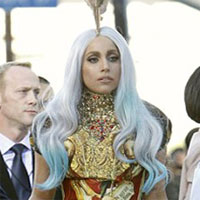 Born this way: Lady GaGas crazy dresses at 2010 MTV VMA
