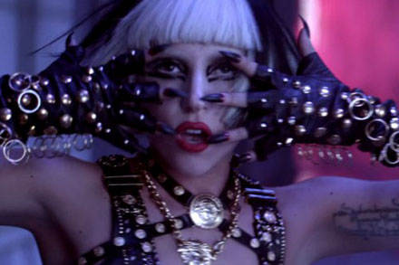 Lady GaGa 'The Edge Of Glory' music video
