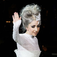 VOGUE honors Lady GaGa for her unique style