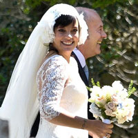 From around the web: Newlywed Lily Allen is pregnant again