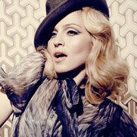 Madonna is the most talked about celebrity of the decade